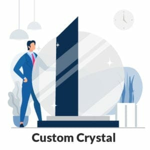 lawyers of distinction custom crystal