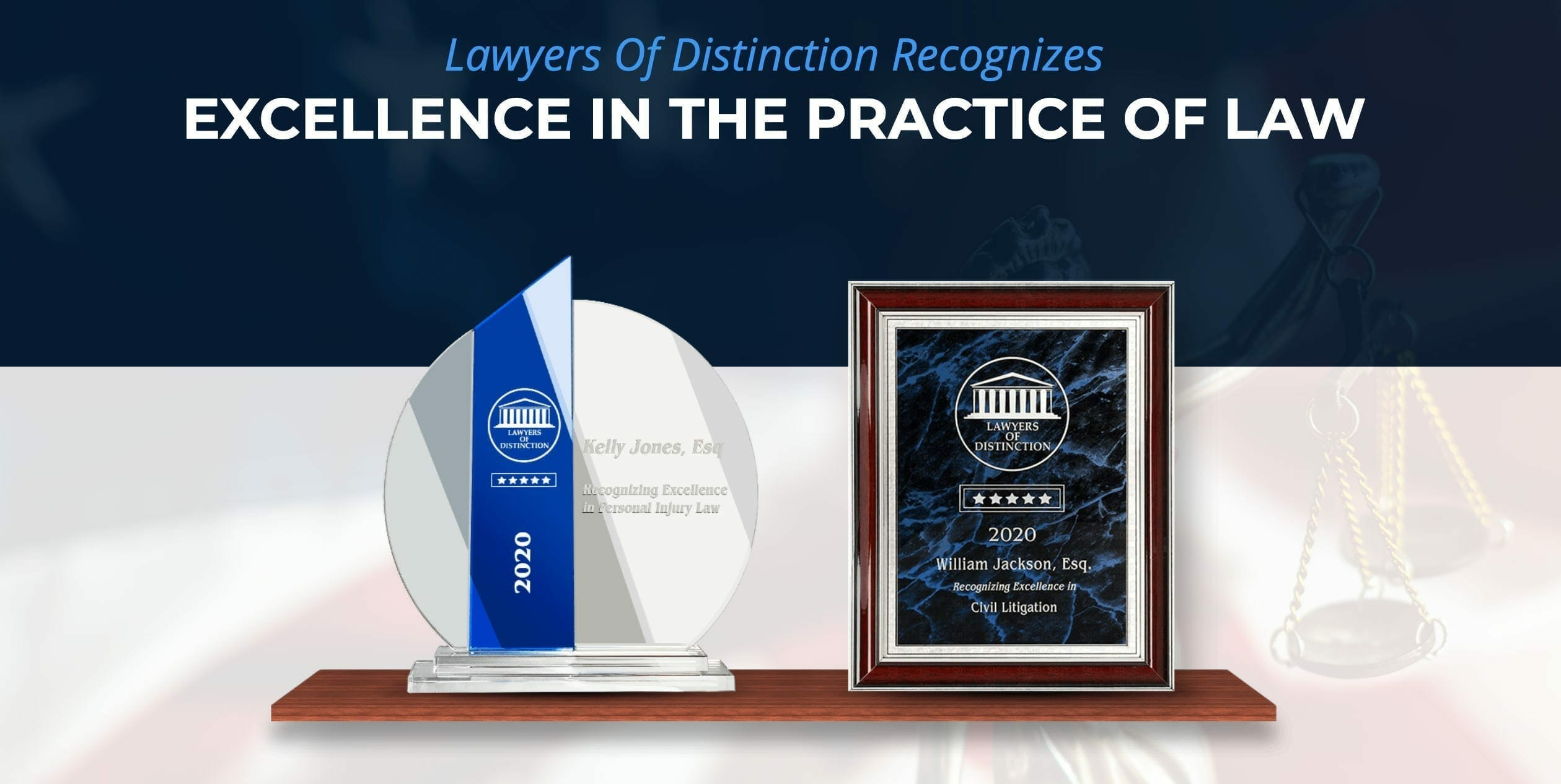 lawyers of distinction award layout bigger